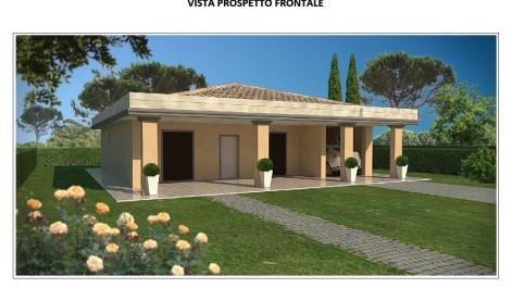 Grosseto realizzazione ville unifamiliari agenzia for Planimetrie virtuali per le case